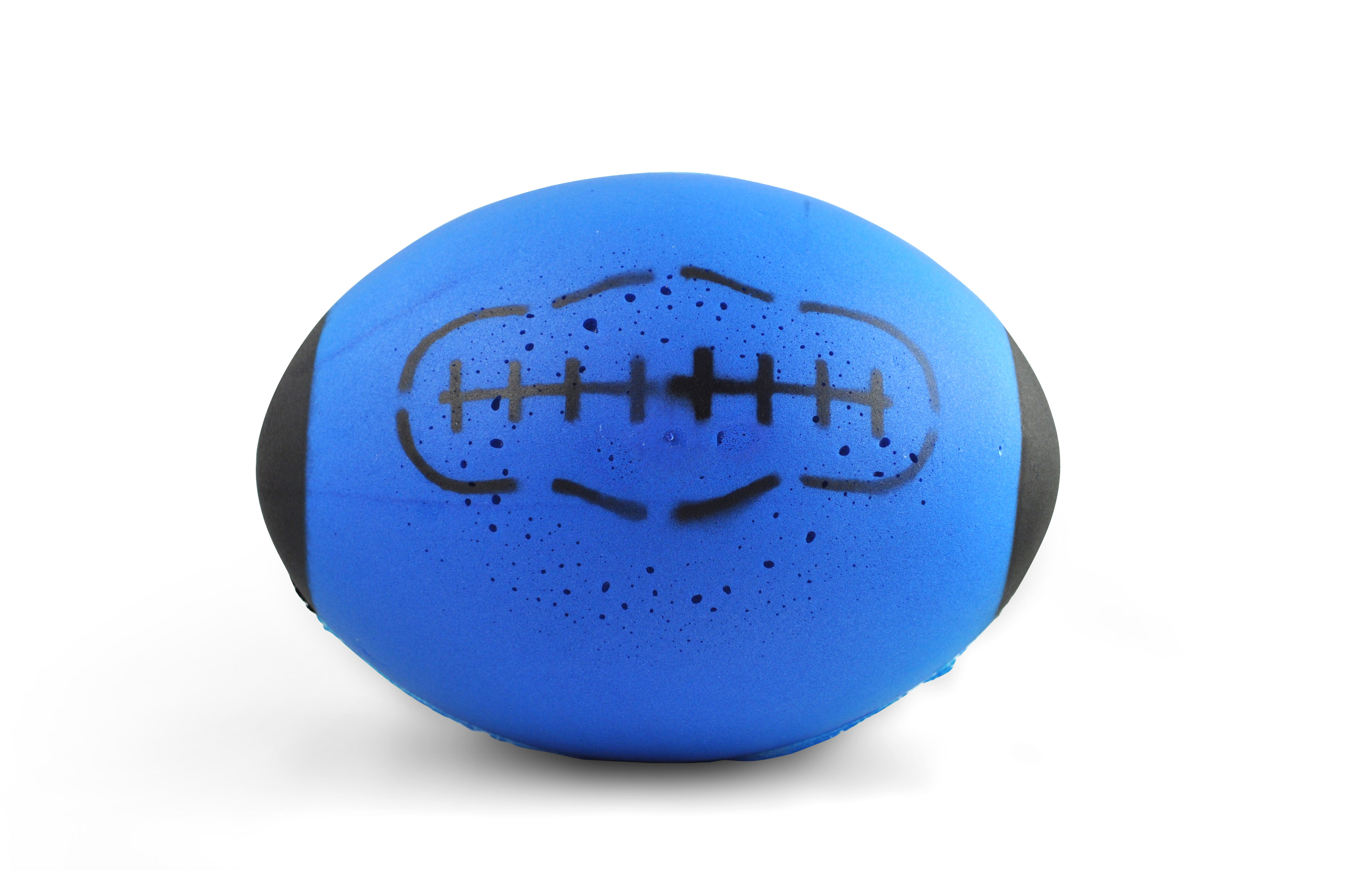 Blue Foam Ball